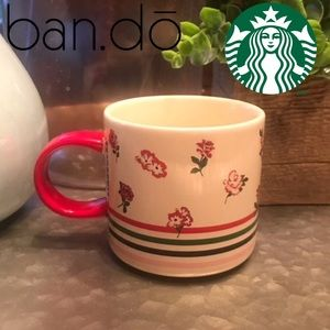 Starbucks + ban.do Mug